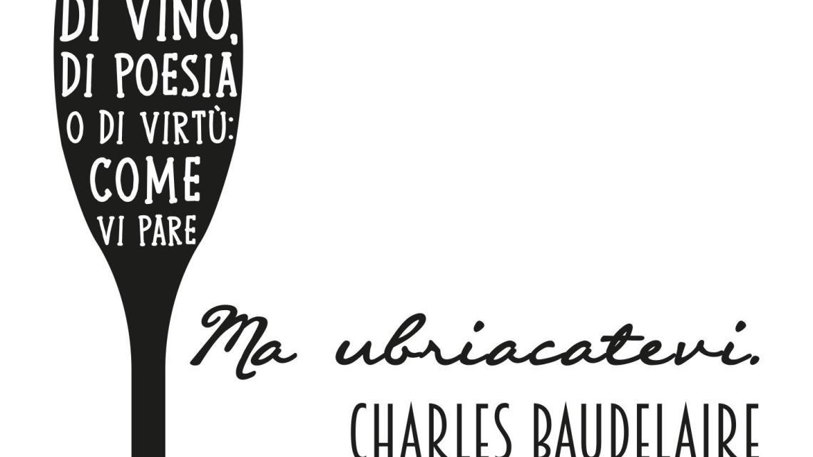 Vino Poesie Di Charles Baudelaire Ne I Fiori Del Male