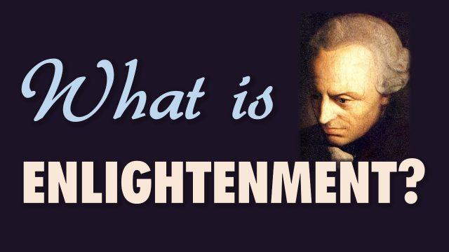 Kant Illuminismo