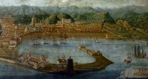 Messina nel 1700