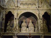 Monumento funebre a re Ladislao di Durazzo San Giovanni a Carbonara