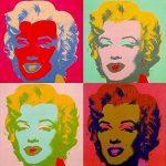 Warhol monroe