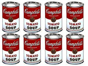 Warhol campbell's