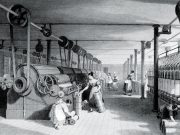 lavoro delle donne industrie tessili