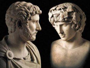 adriano antinoo omosessualità nell'antica Roma