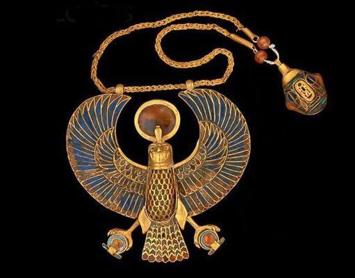 gioielli egizi