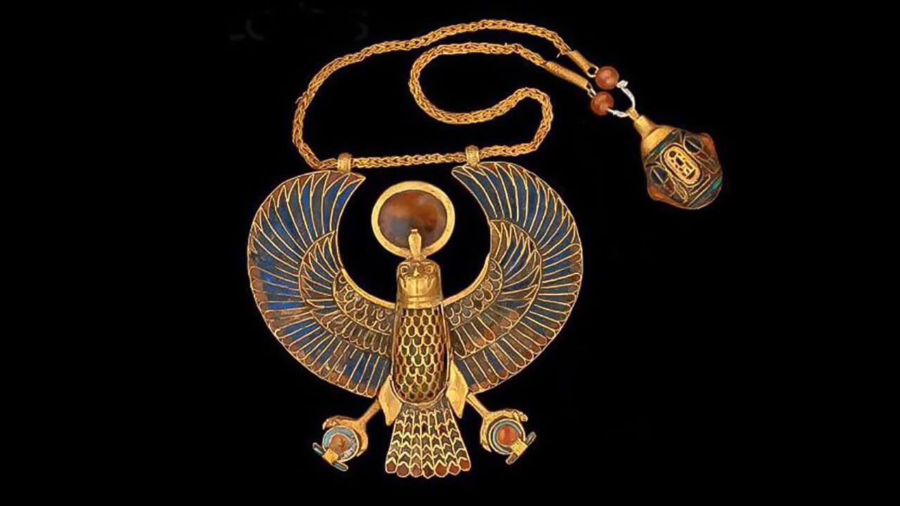 Gioielli Egizi Nell Antichit 224 Breve Storia Lacooltura