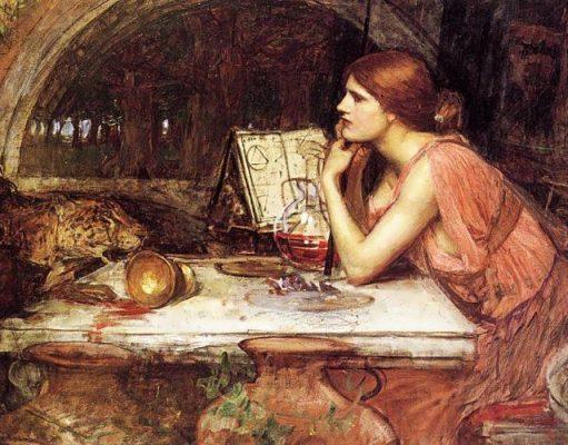 magia grecia Circe