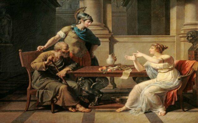 donna in Platone