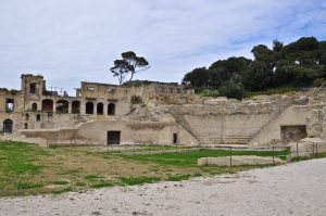 Napoli Parco archeologico Pausilypon