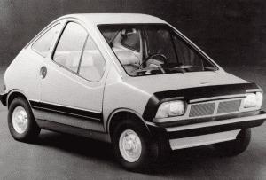 Auto elettrica X1/23
