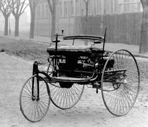 Benz Patent Motorwagen 1876