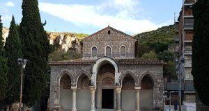 Sant'Angelo in Formis facciata