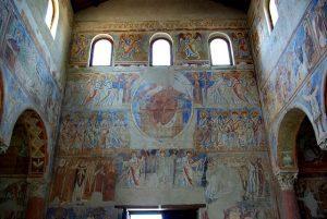 Sant'Angelo in Formis Controfacciata