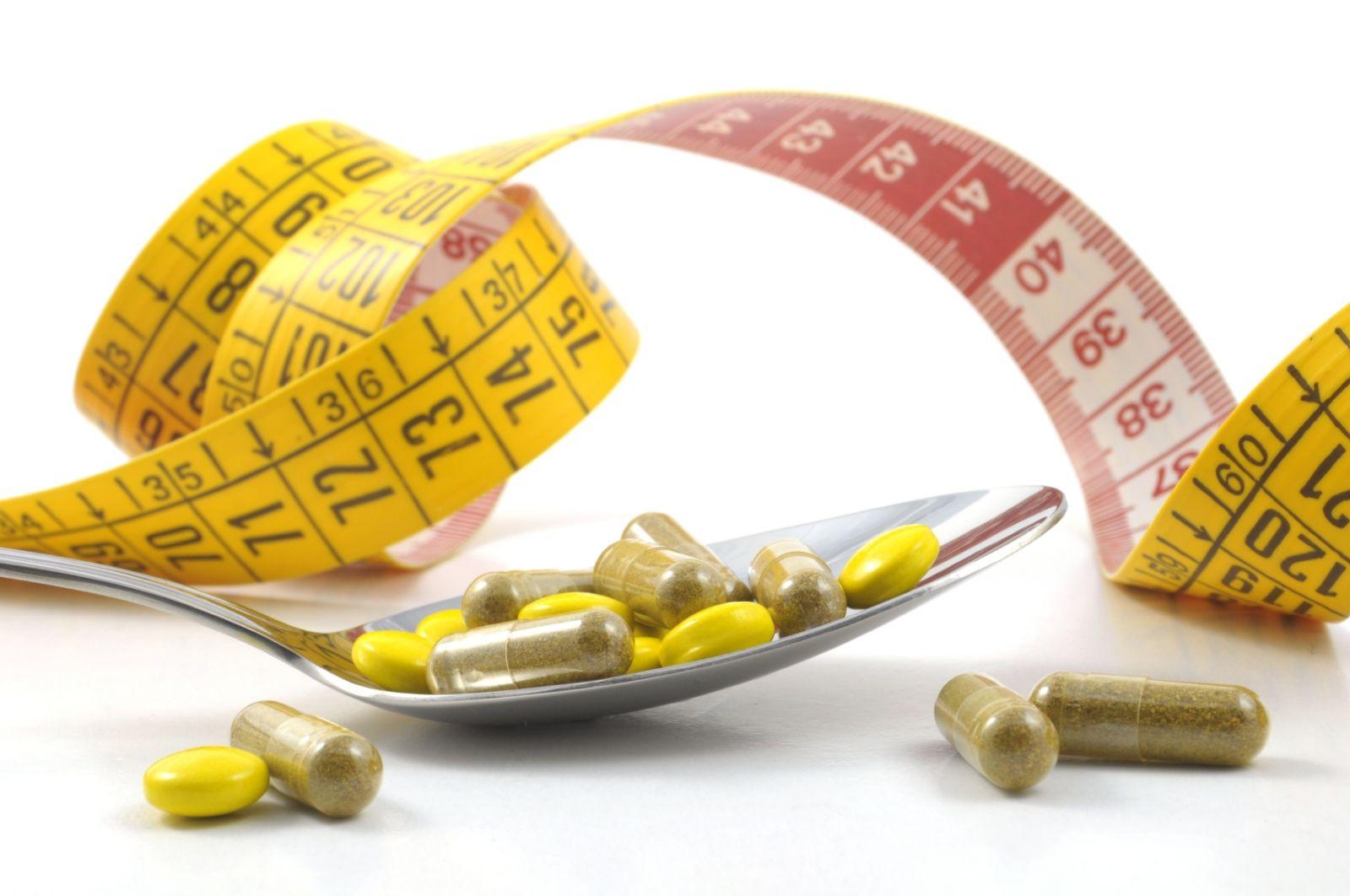 159 pillole per dimagrire