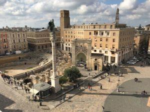 Piazza Santo Oronzo