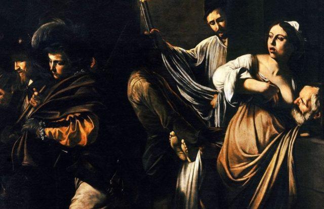 Nella bottega di Caravaggio