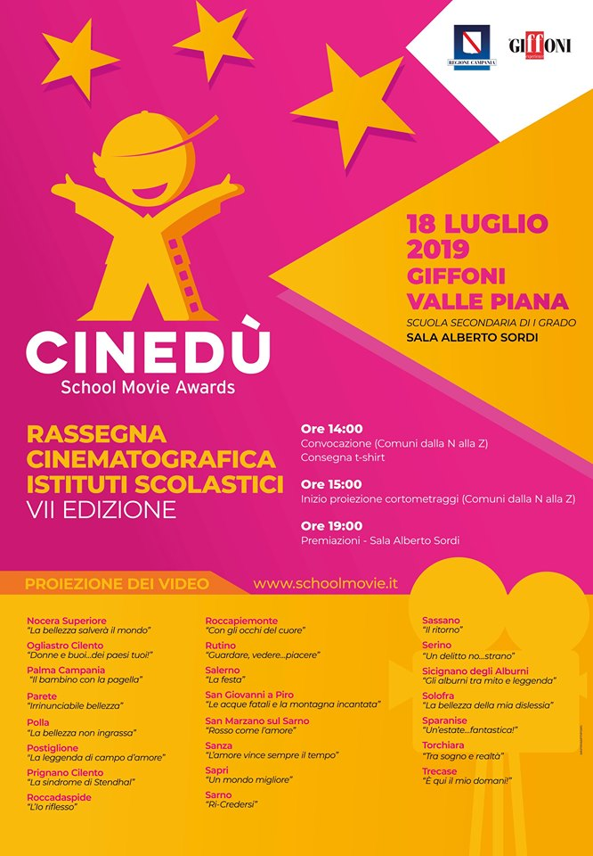School Movie Cinedù