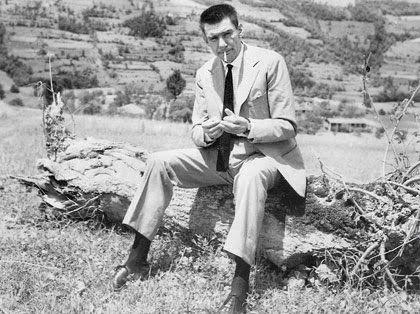 Beppe Fenoglio, autore di Una questione privata
