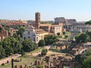 Foro Romano antica Roma