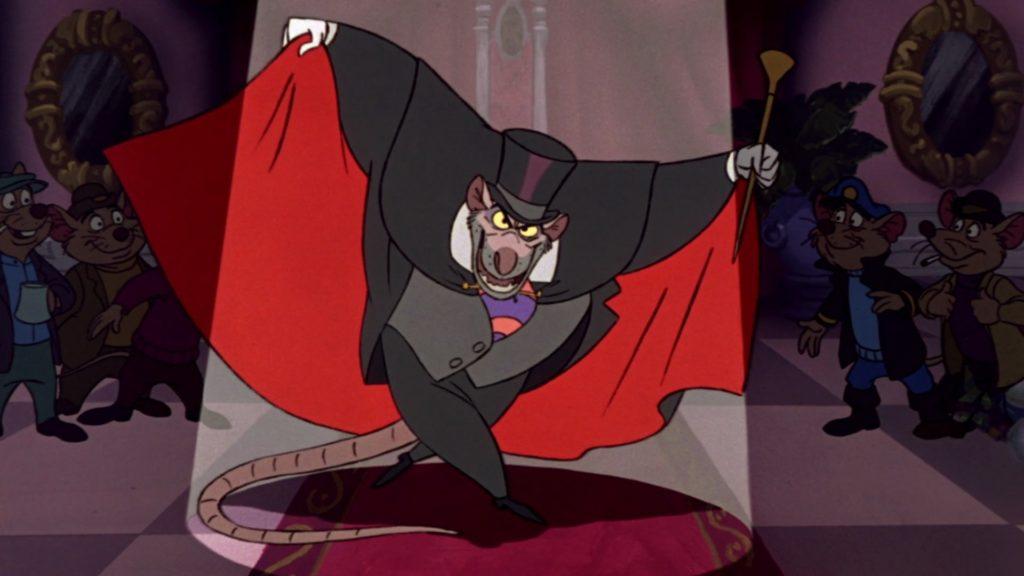 Basil l'investigatopo - Epoca Oscura