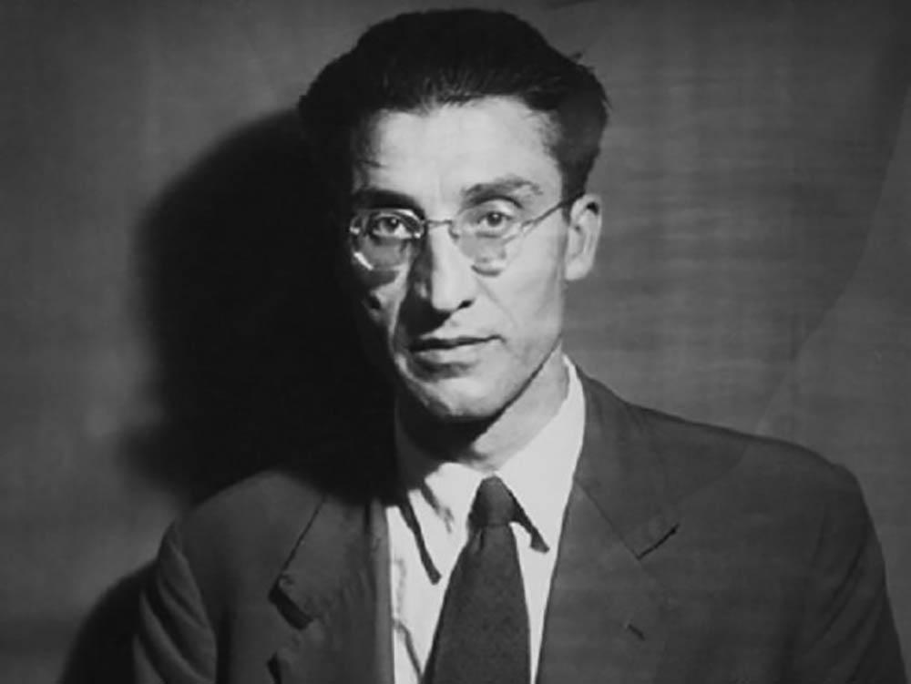 Cesare Pavese, autore di Lavorare stanca