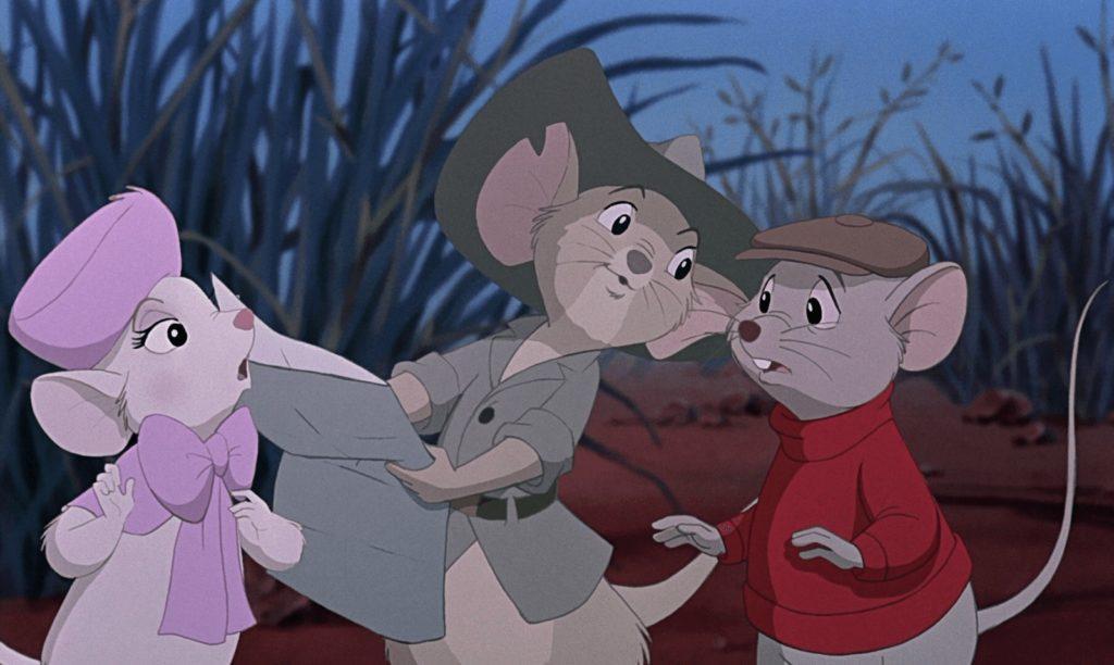 Rinascimento Disney - Bianca e Bernie nella terra dei canguri