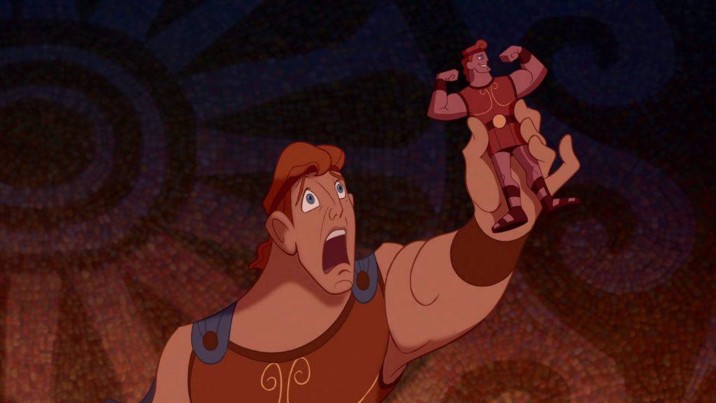 Rinascimento Disney - Hercules