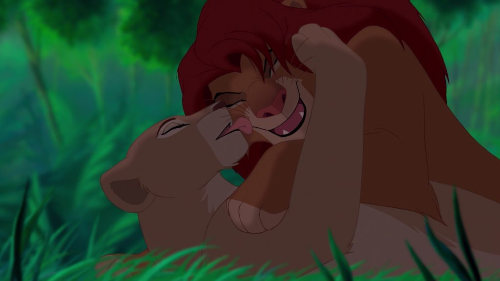 Rinascimento Disney - Il re leone