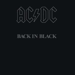 Back in Black AC/DC