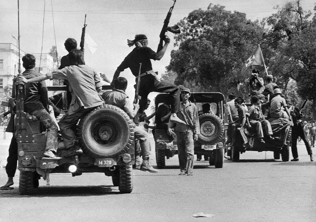 Pol Pot: Khmer rossi