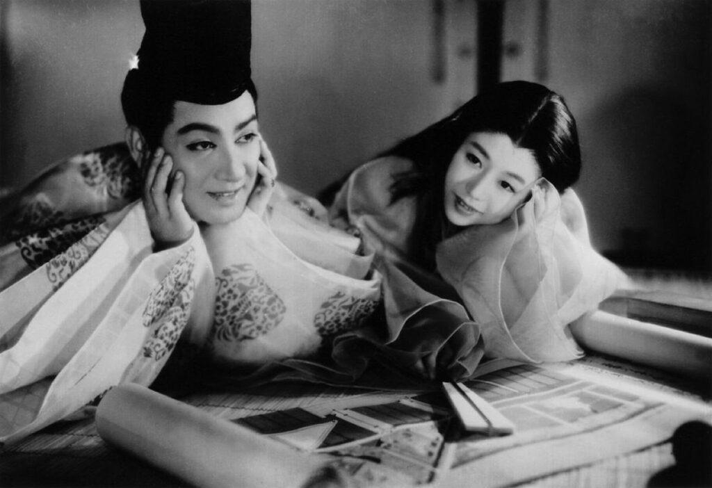 The Tale of Genji (1951) directed by   Kōzaburō Yoshimura