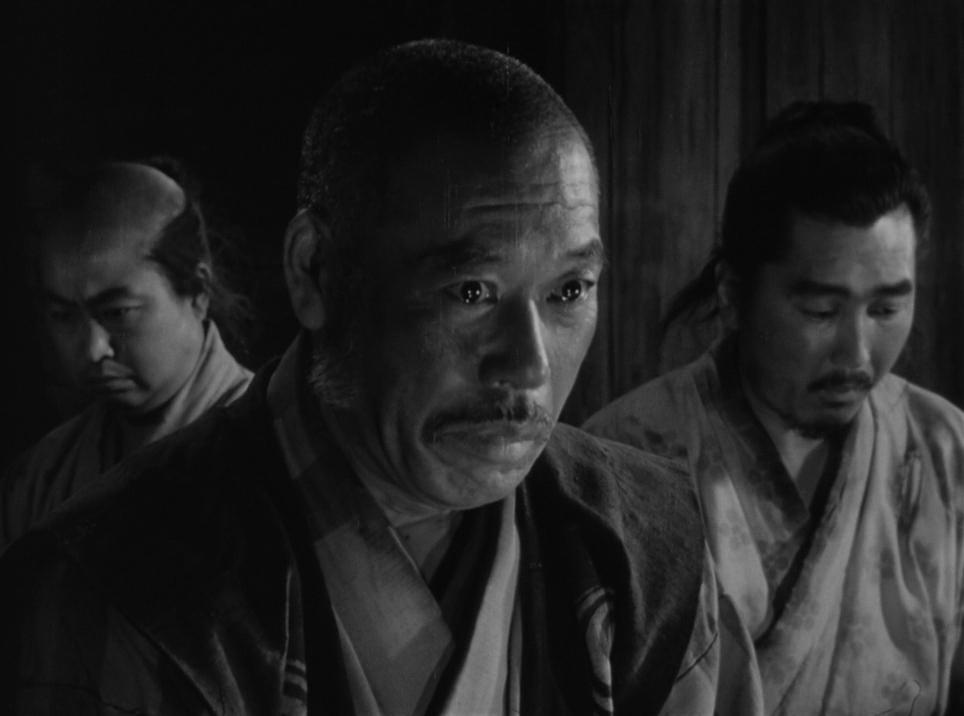 I sette samurai - leader Kambei