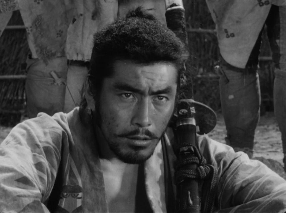 I sette samurai - Kikuchiyo