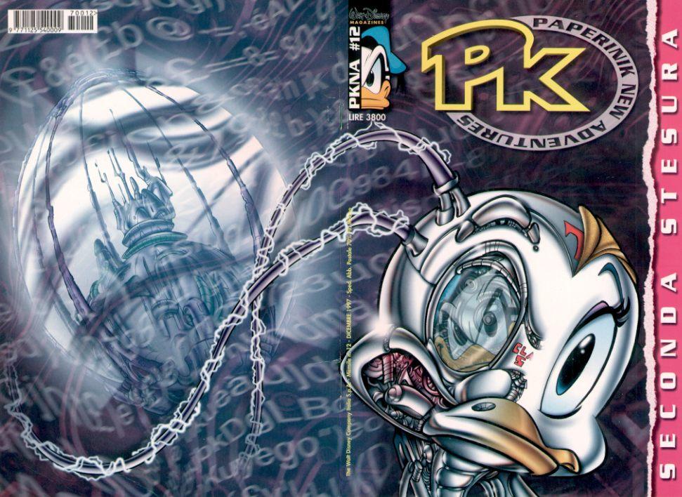 PK - Seconda stesura