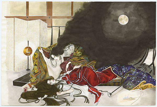 Yamato Waki -  The wandering spirit of Lady Rokujō (1981)