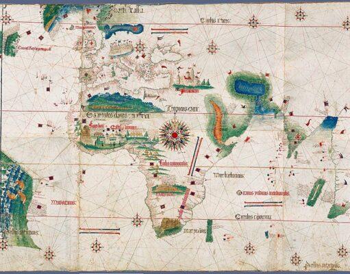 circumnavigazione dell'Africa