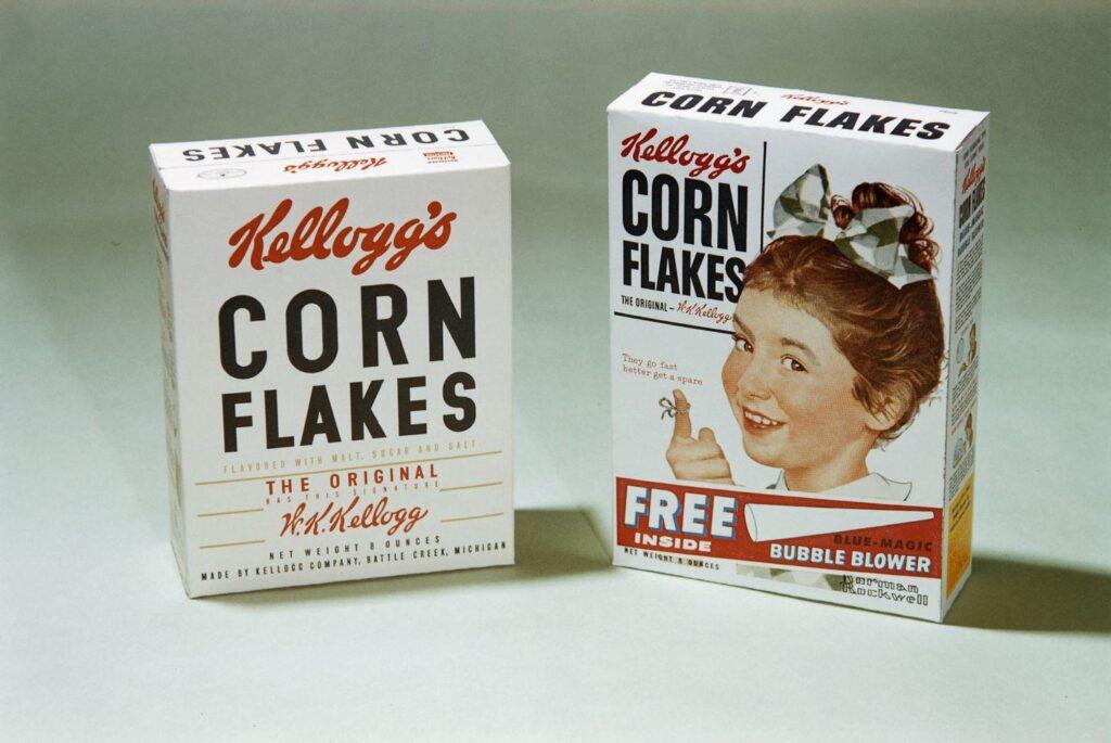 masturbazione kellogg's corn flakes