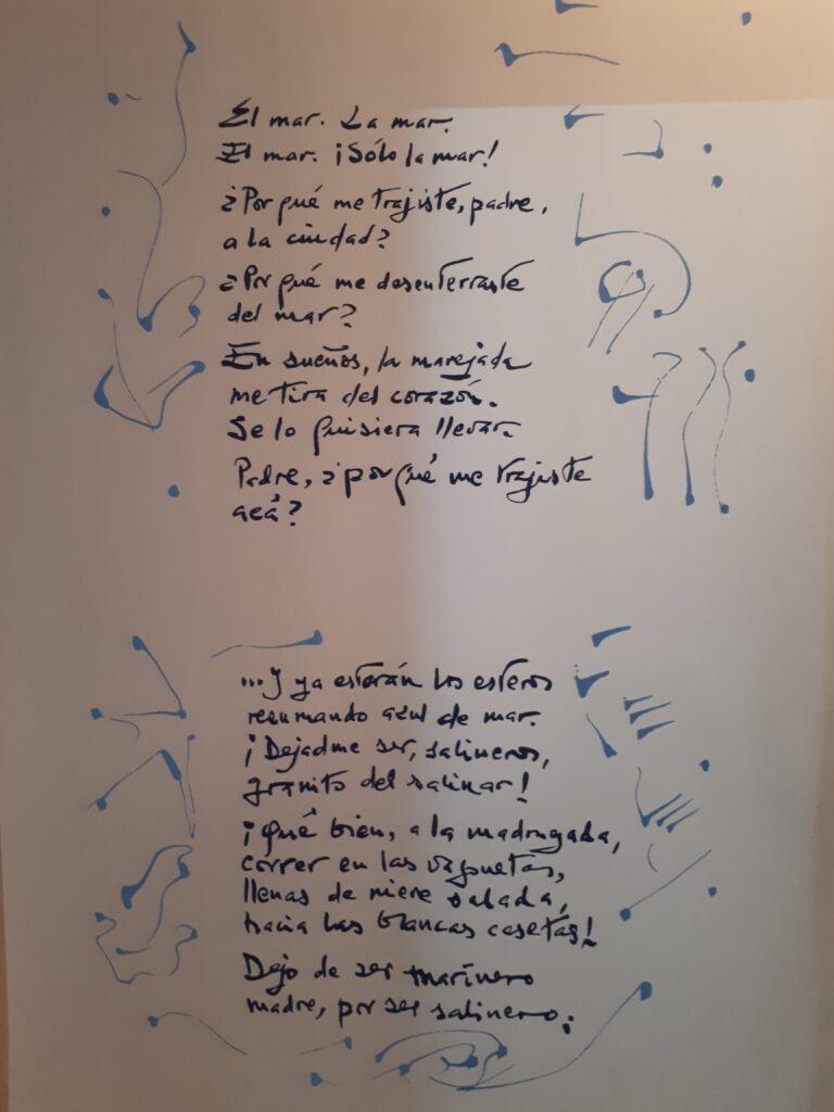 opere di Rafael Alberti