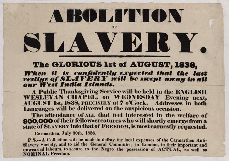 schiavitù in America