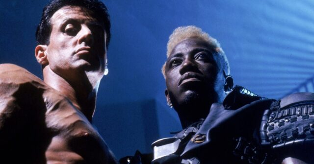 Silvester Stallone e Wesley Snipes