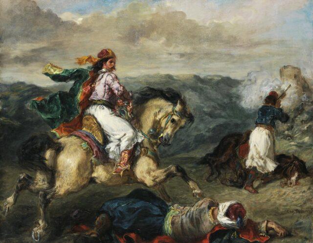 Guerra di indipendenza greca