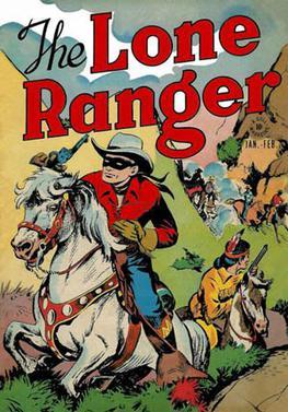 The Lone Ranger fumetto