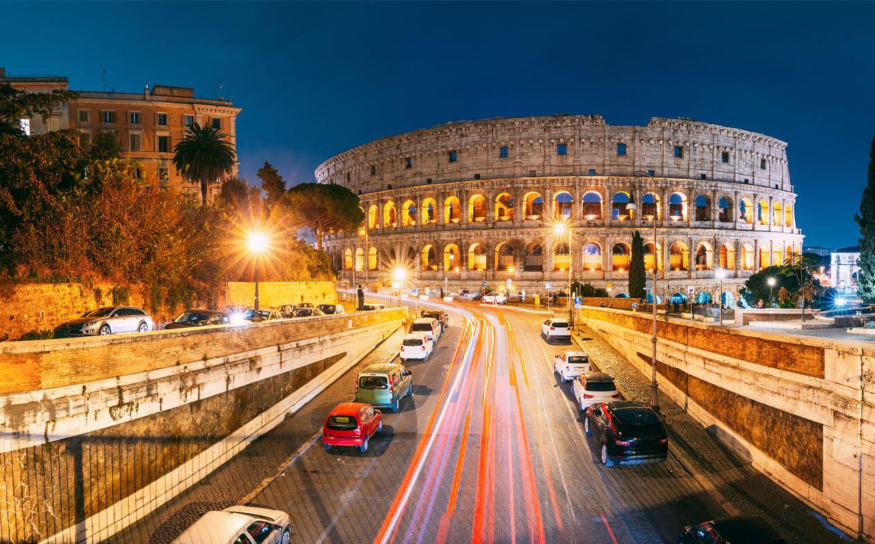 Visitare Roma in 2 giorni: Il Colosseo