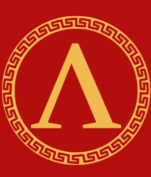Sparta bandiera