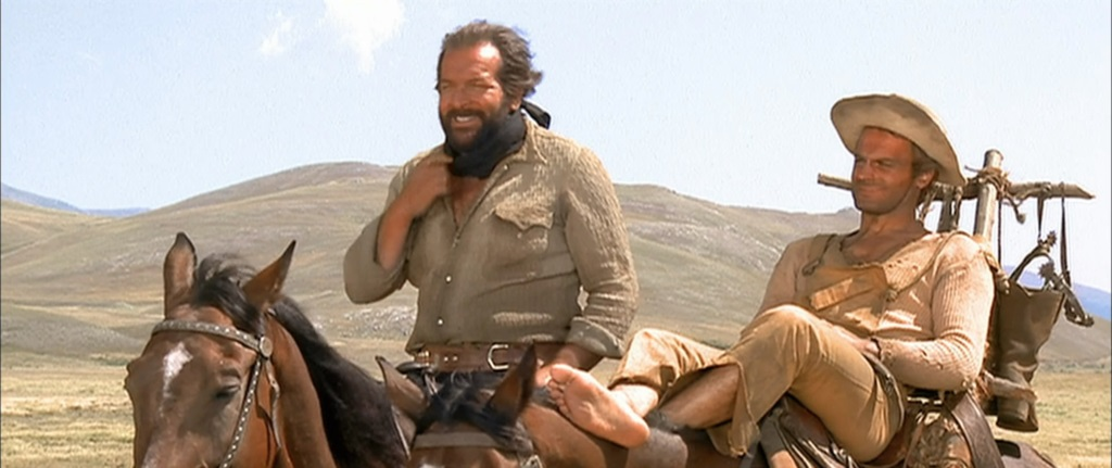 10 film western Bud Spencer e Terence Hill