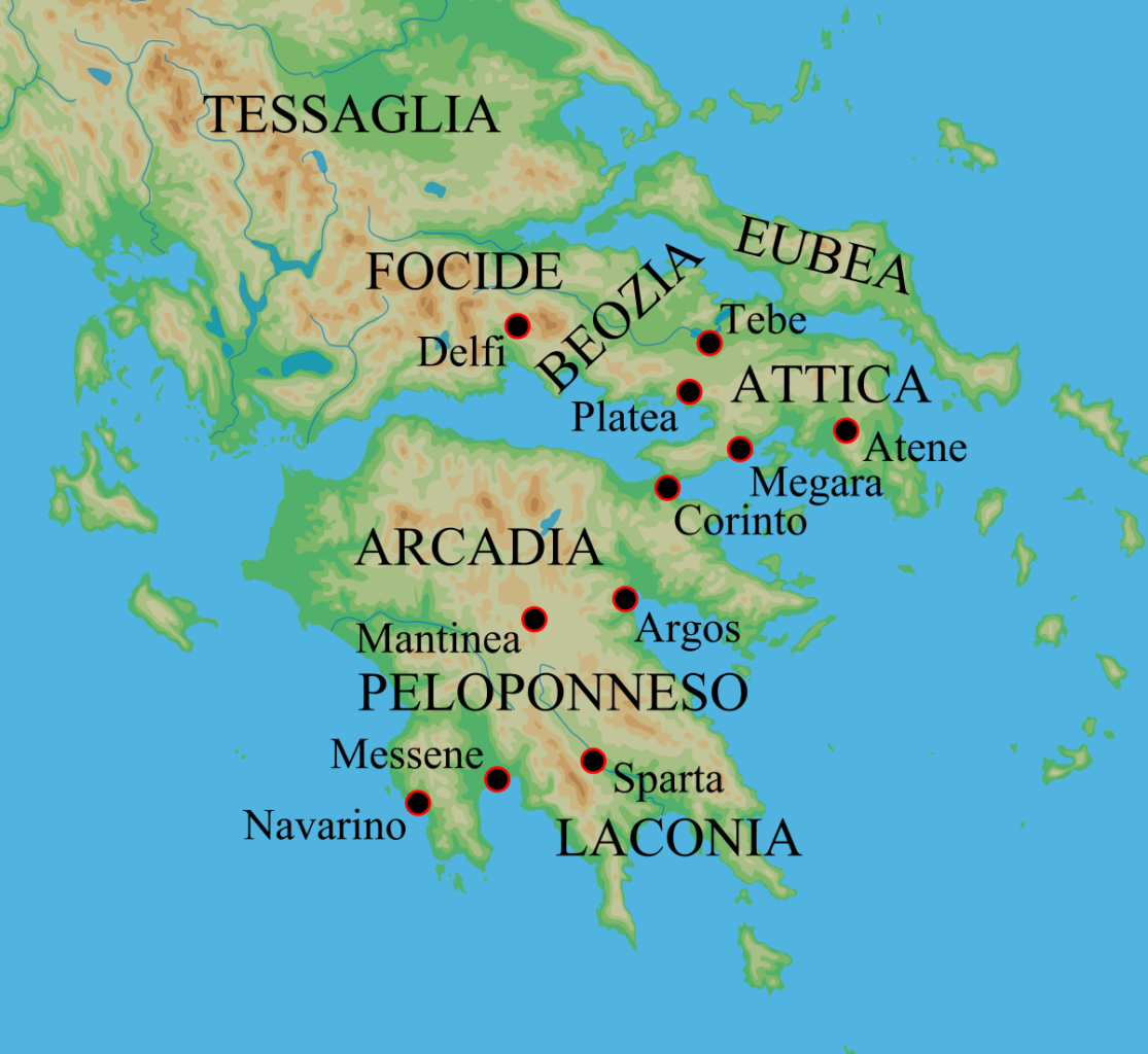 Sparta in età arcaica