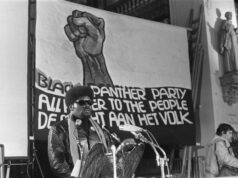 Manifestazione dei Black Panthers Party
