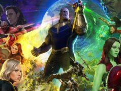 Cinecomic da vedere assolutamente Avengers Infinity war