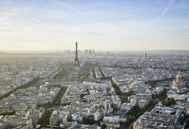 Vie di Parigi