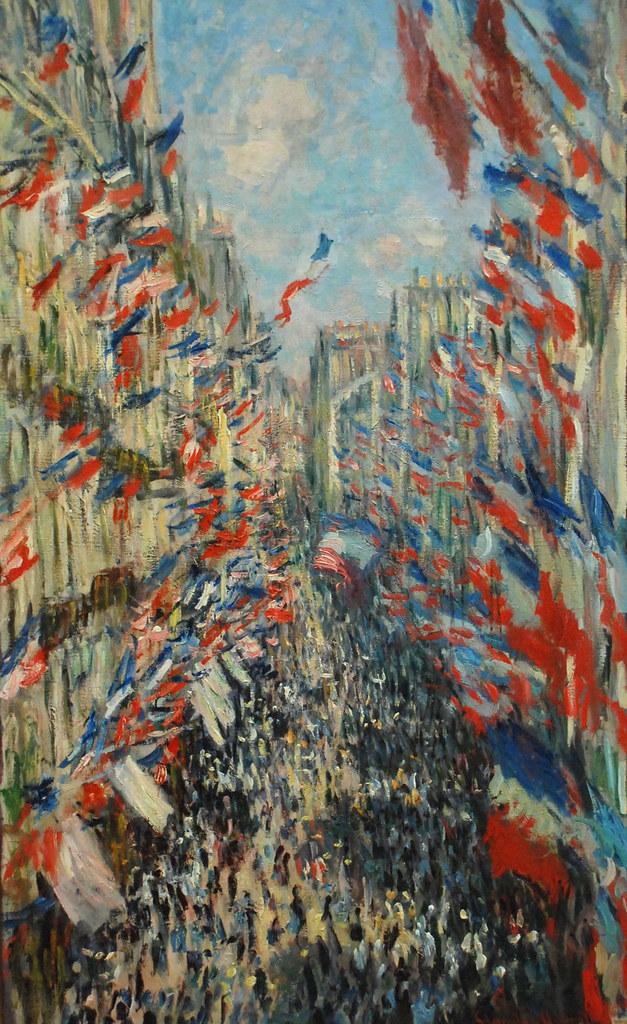 Monet rue Montorgueil
